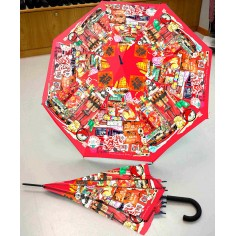 My Hong Kong Brolly - Red