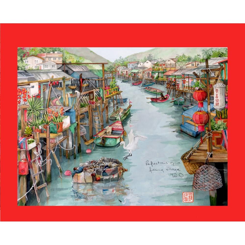 Sketches of Hong Kong - 2019 Calendar