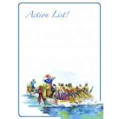 Action List! - Jotter A4