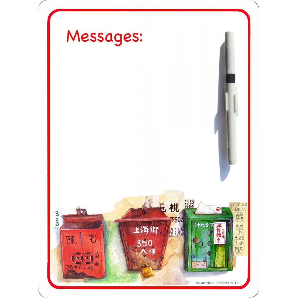Messages! - Jotter A4